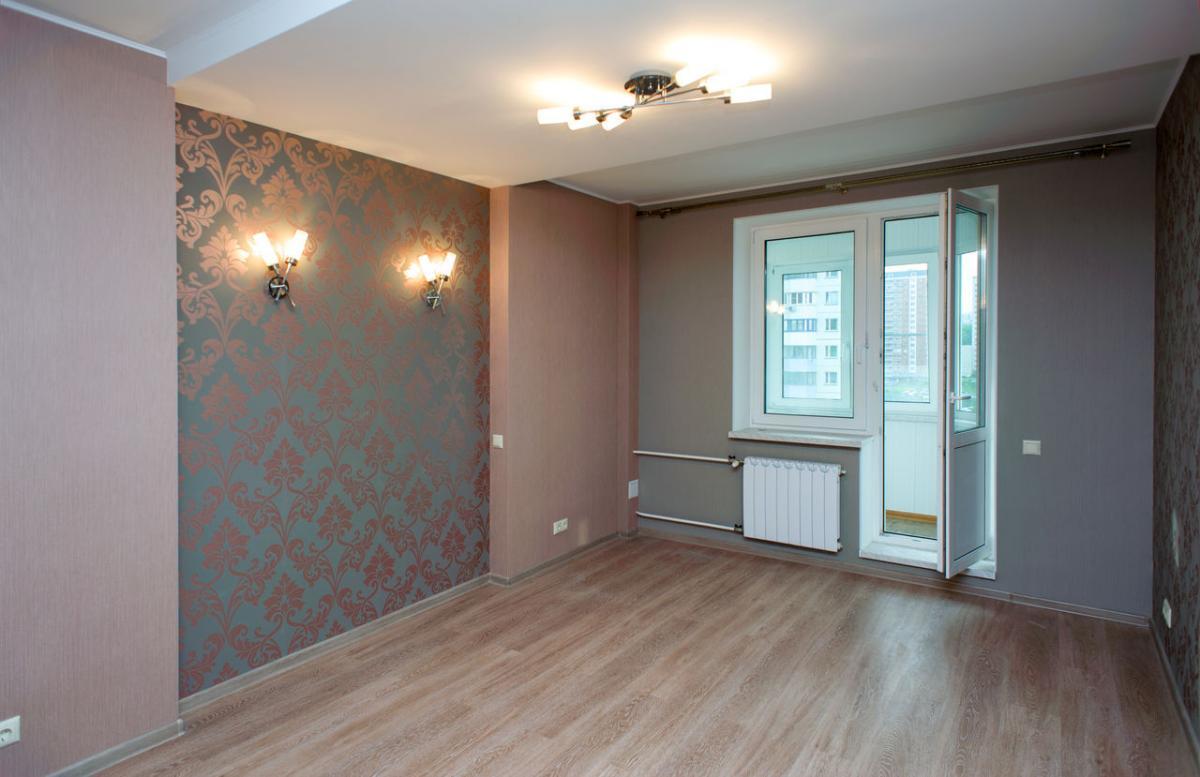 Квартира с ремонтом или без