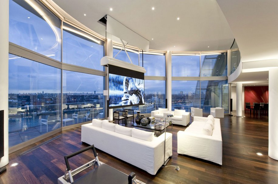 Ассортимент квартир в современных новостройках, фото
