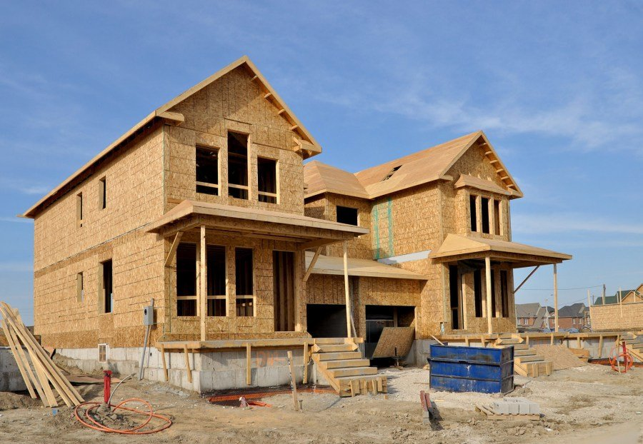 Как построить свой дом, фото