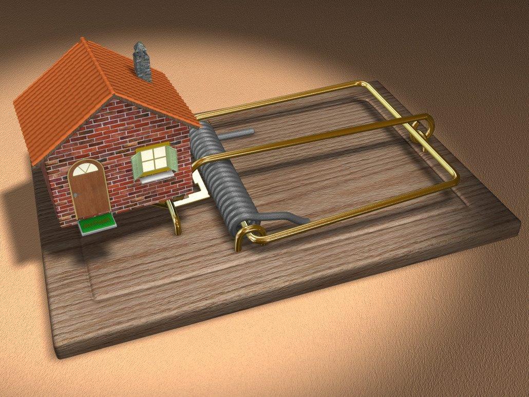 Как продать недвижимость без риска, фото