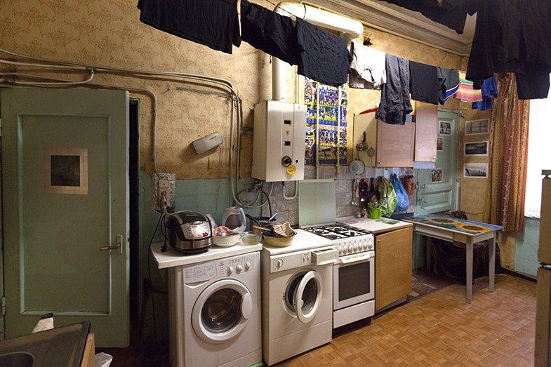 Основные правила приобретения комнаты в коммуналке, фото