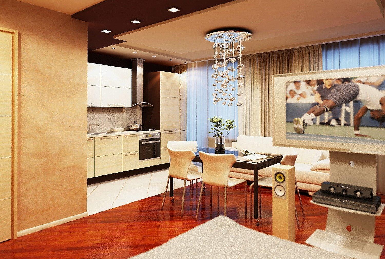 Преимущества и недостатки квартир-студий, фото