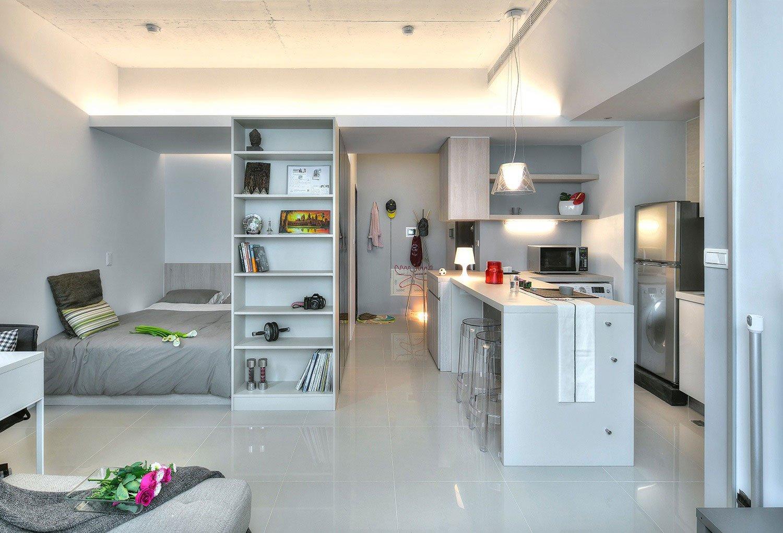 Квартира – SMART или квартира – студия, фото