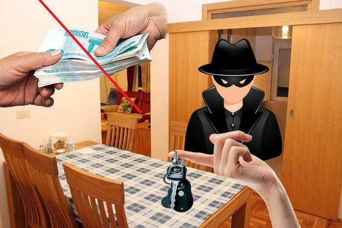 7 распространенных мошеннических схем в сфере недвижимости, фото