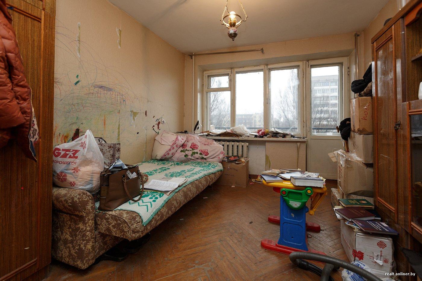 Ремонт в съемной квартире, фото
