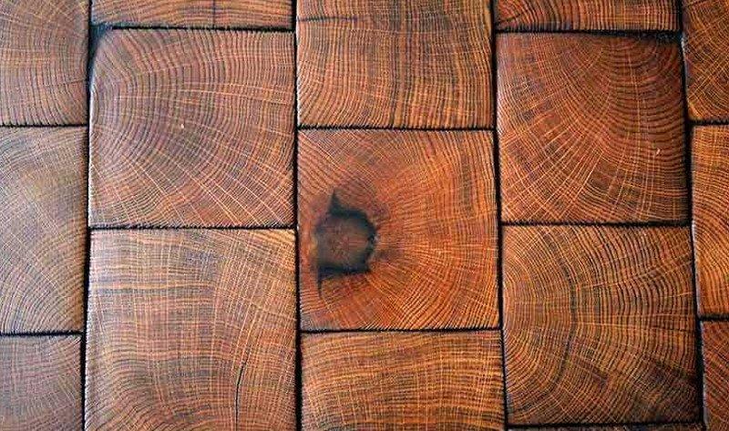 напольная плитка под дерево