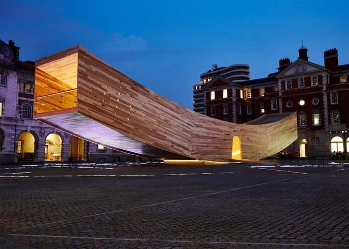лондонский фестиваль дизайна