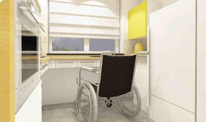 приспособление жилого помещения для инвалидов