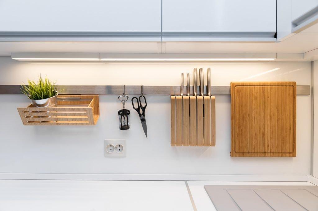 альтернатива фартука на кухне