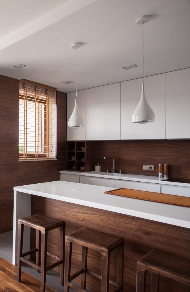 альтернатива плитке на кухне