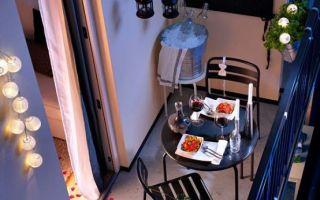 Освещение террасы, балкона и сада — 20 идей