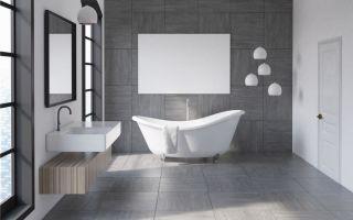 Какую плитку для ванной выбрать? Типы, цвета и наиболее важные параметры