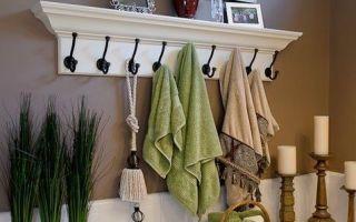 15 лайфхаков для небольших ванных комнат