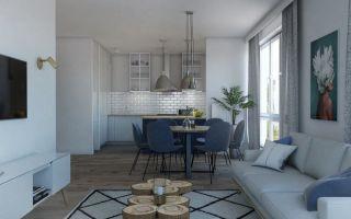Как сделать четырехкомнатную квартиру из двухкомнатной