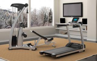 Тренажёрный зал — оборудование для фитнеса и советы по отделке домашнего спортзала