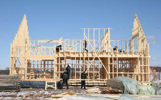 Каркас или брус при строительстве дома, что лучше?