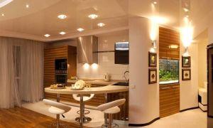Светодиодные светильники – современное потолочное освещение
