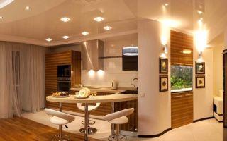 Светодиодные светильники — современное потолочное освещение