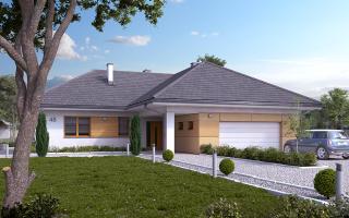 Одноэтажный дом — как обустроить его планировку