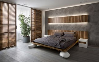 5 идей для обустройства спальни