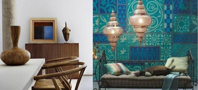 Этно стиль в вашей квартире