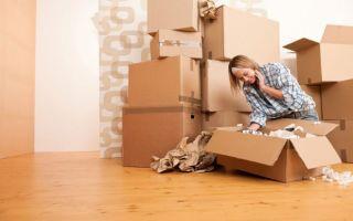 22 простых способа пережить переезд без стресса