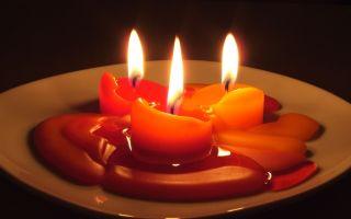 10 способов использовать остатки свечи
