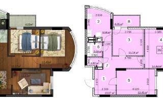 Выбор планировки новой квартиры