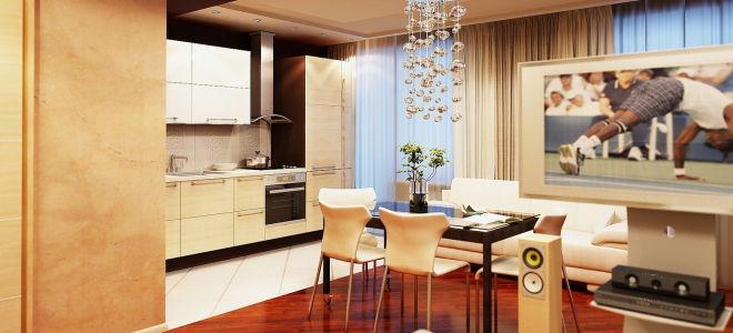 Преимущества и недостатки квартир-студий