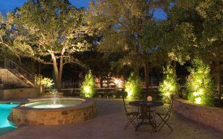 Идеи для подсветки сада, которые вам понравятся