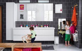 Семейная ванная комната, практические советы!