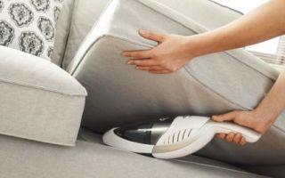 5 важных параметров ручного пылесоса