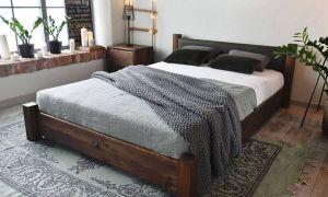 Мягкая или деревянная – какую кровать выбрать в спальню?