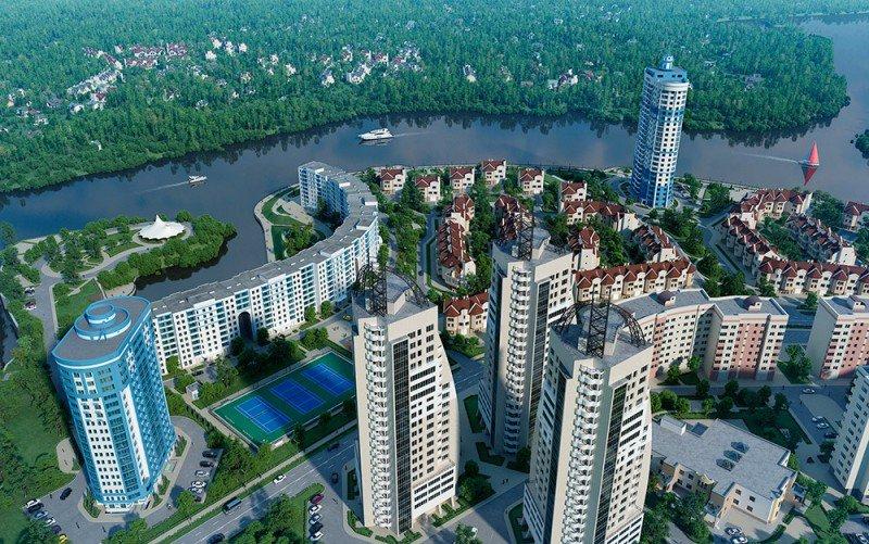 В каком районе города купить квартиру?