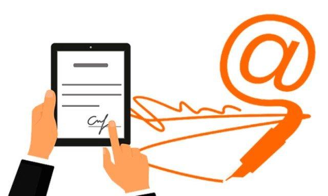 Что  означает электронная цифровая подпись и где она используется
