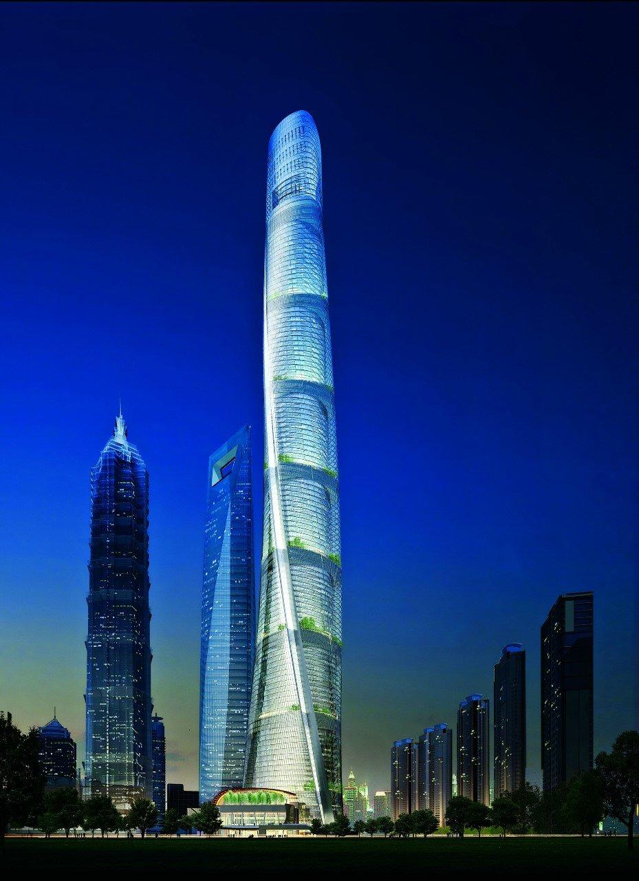 сколько стоит небоскреб построить