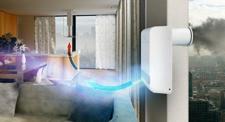 Очистка воздуха в квартире – 9 проверенных методов