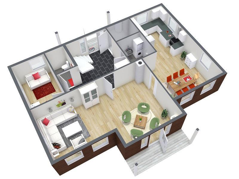 Особенности функционального плана квартиры