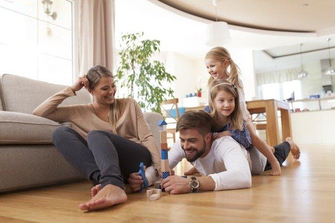 Тёплый пол – дополнительный источник отопления дома
