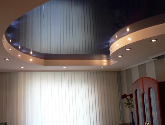 Подвесной потолок – преимущества и недостатки