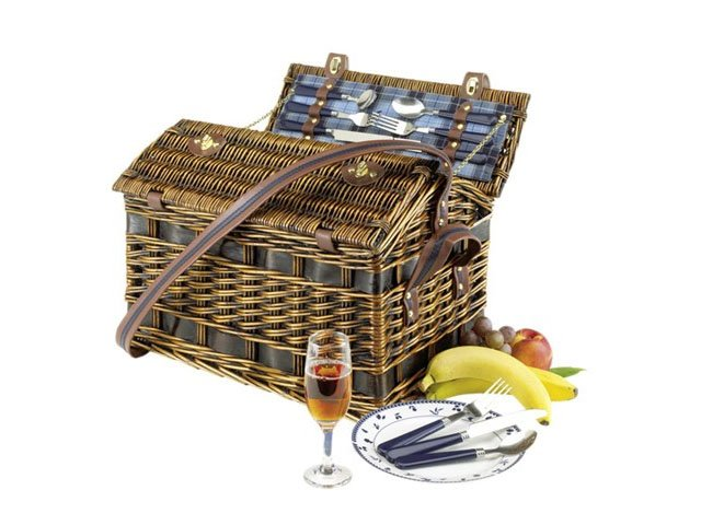 Как выбрать корзину для пикника?