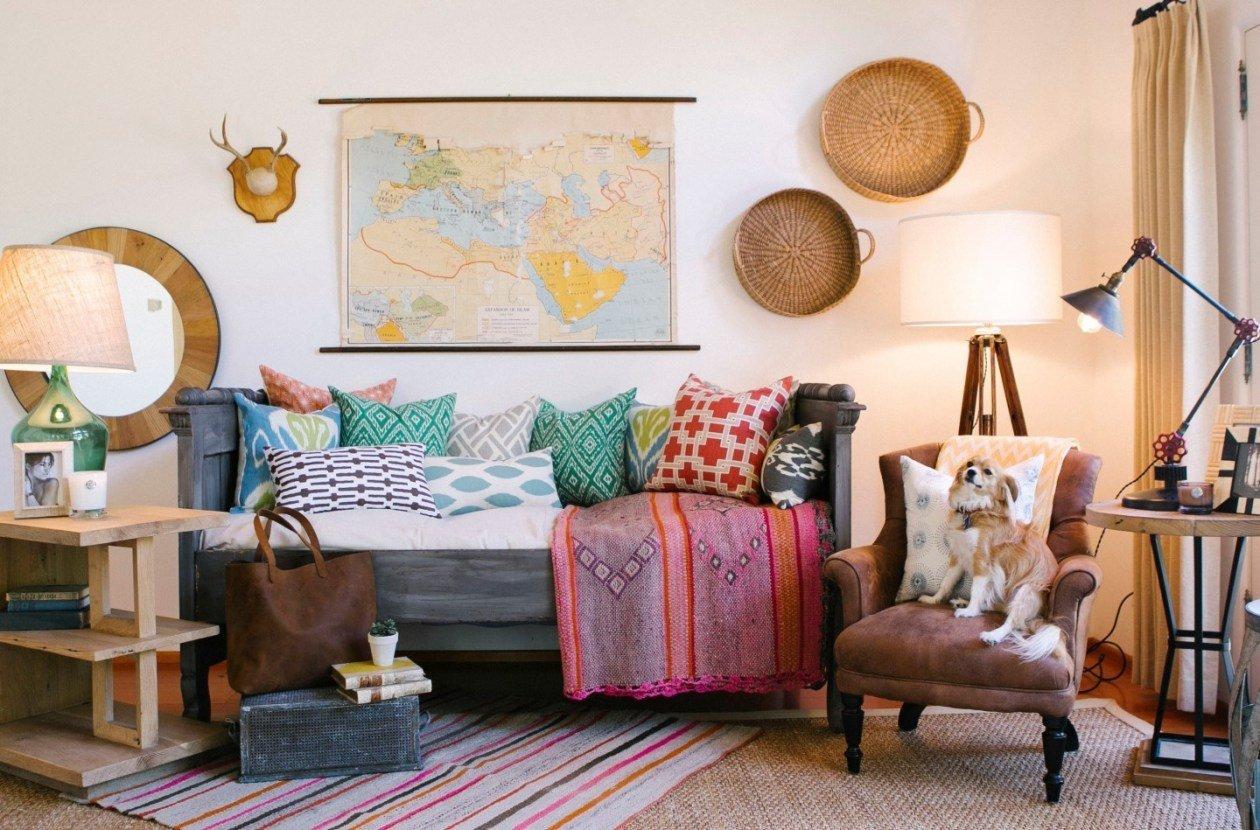 Ремонт без ремонта – идеи для съемной квартиры