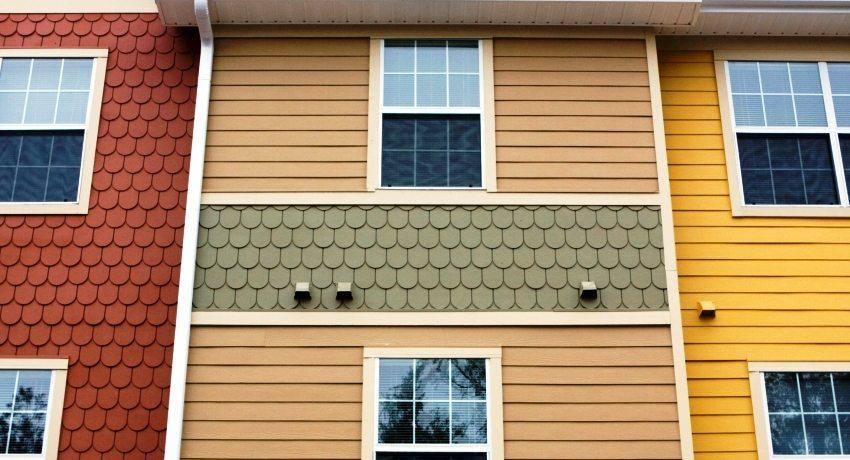 Идеи для оформления фасада