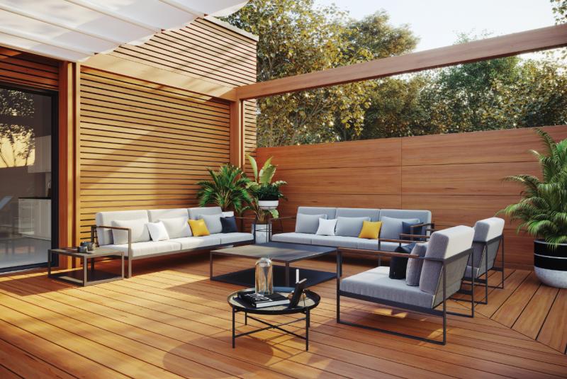 Идеи для зоны отдыха в саду