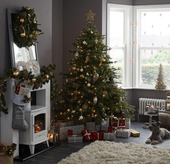 Пригласите Рождество к себе домой!