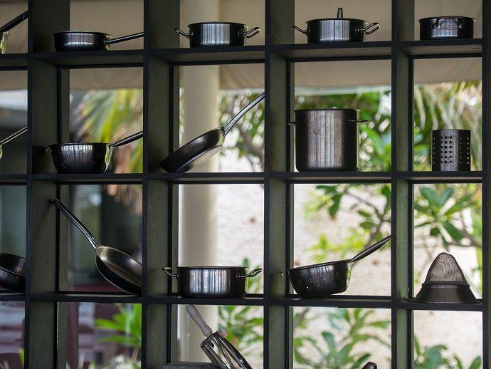 Умная организация кухонного пространства