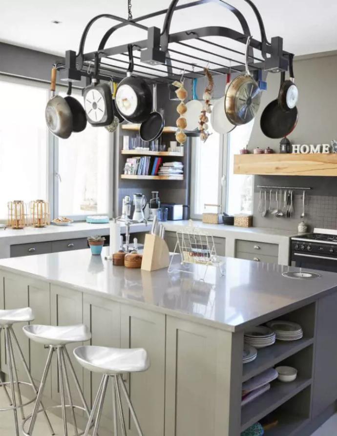 Кухонный остров: 8 идей для обустройства острова на кухне