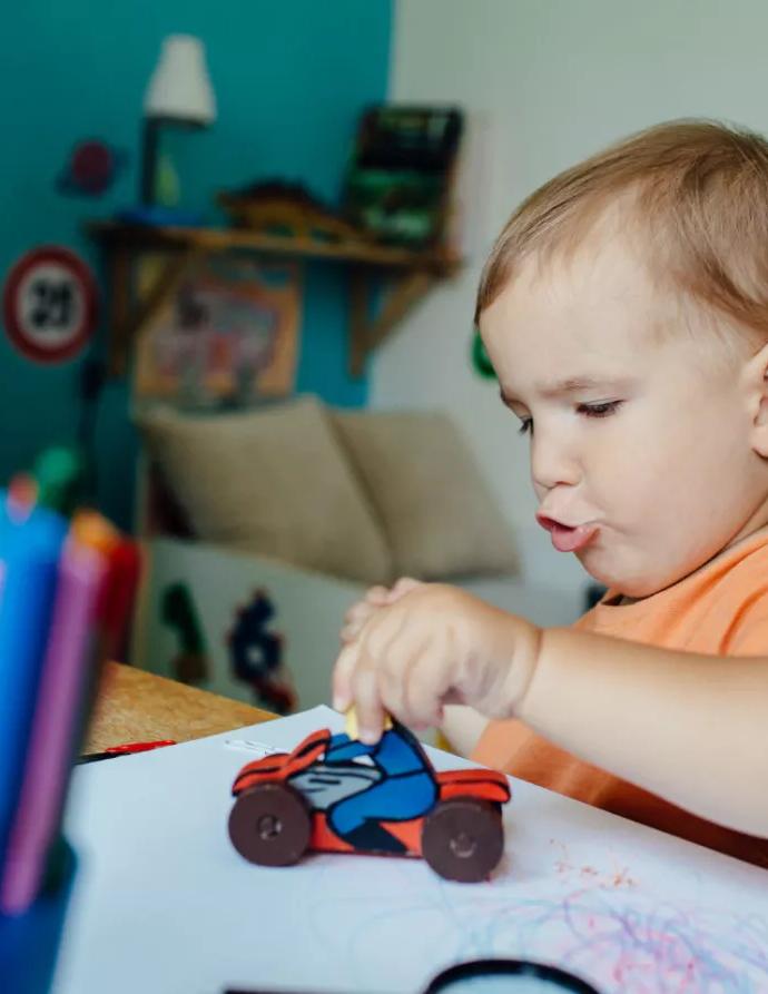 Детская комната для мальчика: идеи обустройства