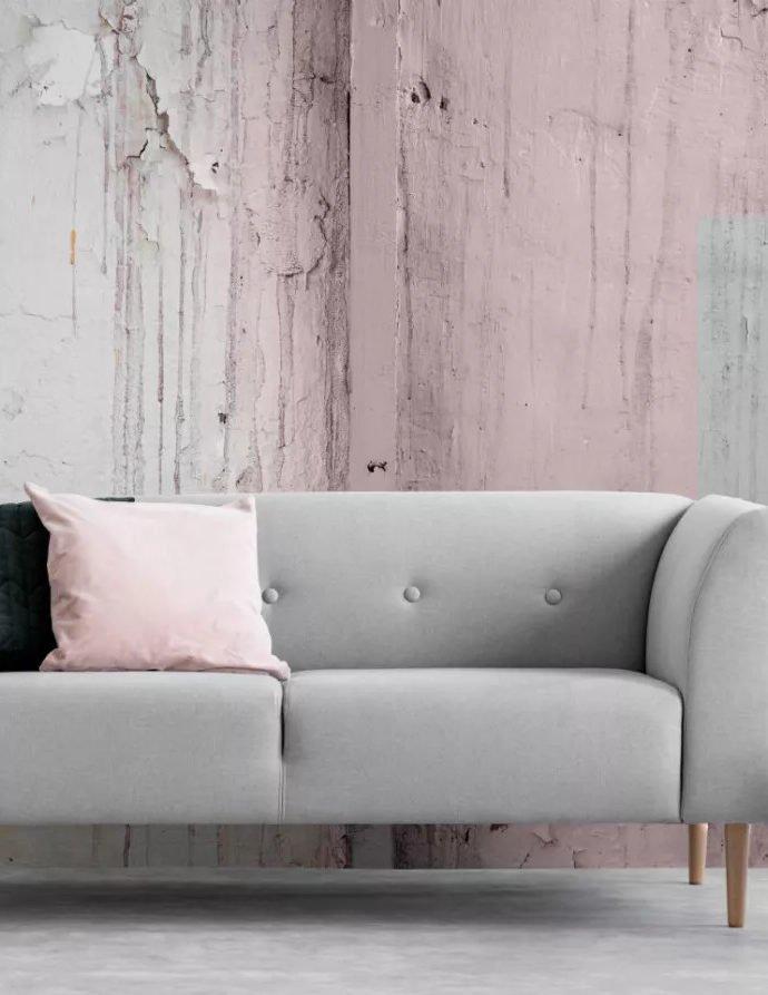 Как покрасить стены в стиле ваби-саби?