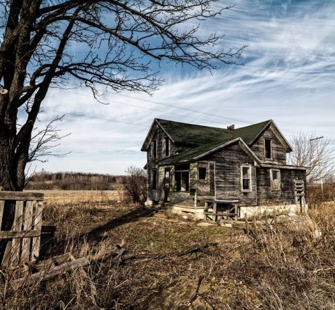 Как купить старый дом – 6 важных моментов , которые нужно проверить